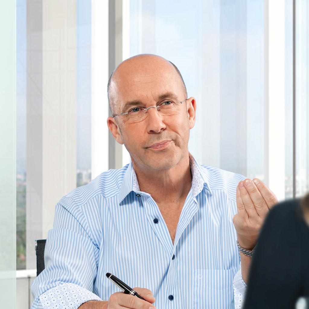 Jens Kolvenbach unterstützt bei der Definition und Kommunikation von Alleinstellungsmerkmalen